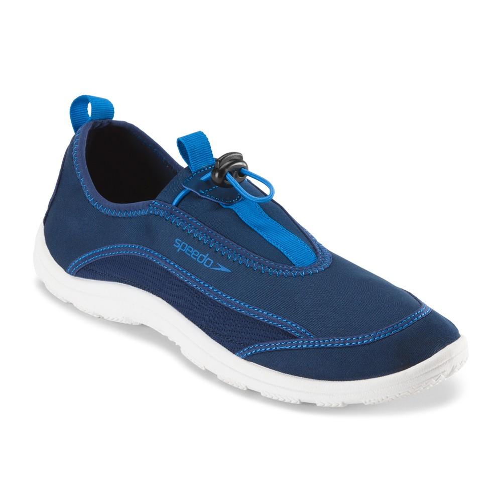 Speedo Adult Men's Surfwalker Water Shoes - Navy (Medium), Men's, Blue