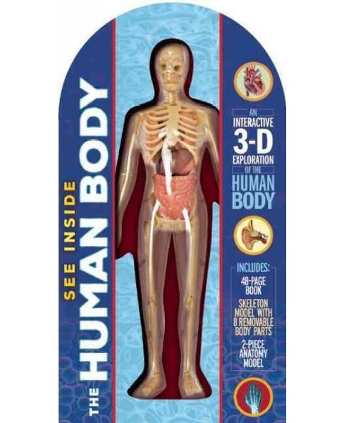 Human Body (Paperback) (Anna Claybourne) - image 1 of 1