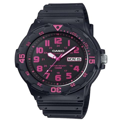 Men's Casio Analog Watch - Black - image 1 of 2