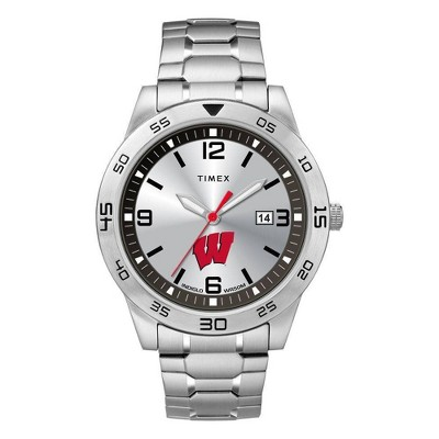 NCAA Wisconsin Badgers Men's Tribute Collection Citation Men's Watch
