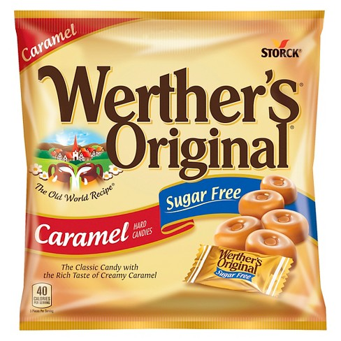 Werther's Original Caramel Hard Candies - 2.75oz - image 1 of 1