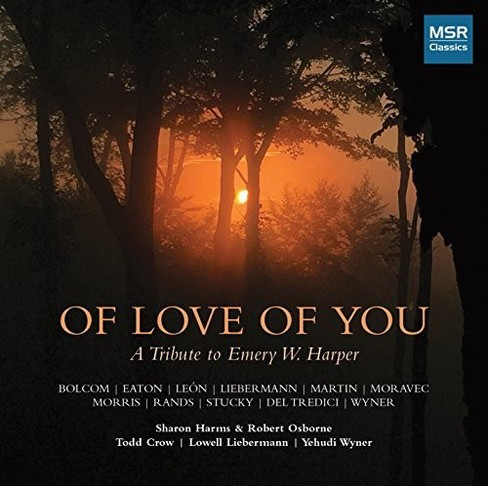 Various - Of Love Of You:Tribute To Emery W Har (CD) - image 1 of 1