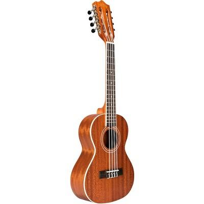 Lanikai MA-8T Mahogany 8-String Tenor Ukulele Mahogany