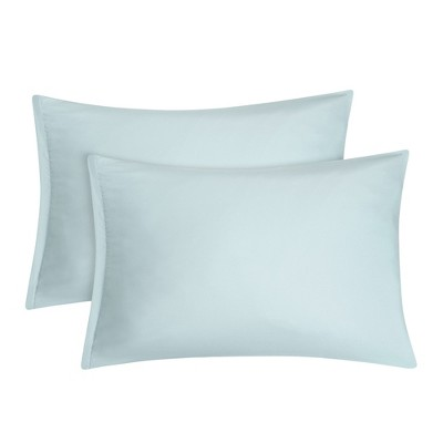 """Travel(14""""x20"""") 1800 Series Soft Brushed Microfiber 601-800 Thread Count 1800 Series Pillow Cases Brook Green - PiccoCasa"""