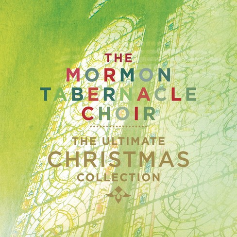Mormon Tabernacle Ch - Ultimate Christmas Collection (CD) - image 1 of 1