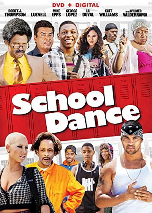 School Dance (dvd_video) - image 1 of 1