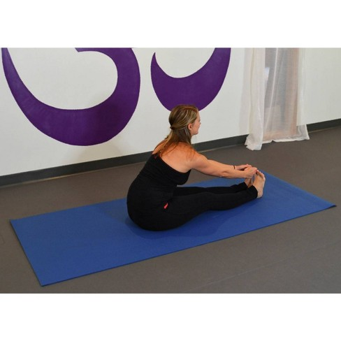 Yoga Direct Extra Long and Extra Wide Deluxe Yoga Mat - image 1 of 3