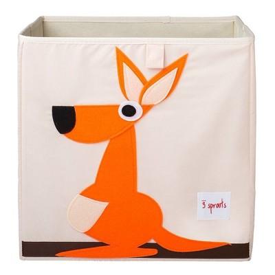 Kangaroo Fabric Kids Storage Bin - 3 Sprouts