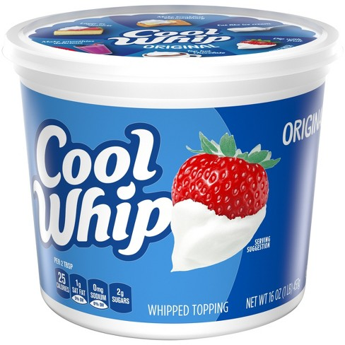 Cool Whip Original Frozen Whipped Topping - 16oz - image 1 of 3