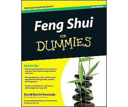 Feng Shui for Dummies (Paperback) - image 1 of 1