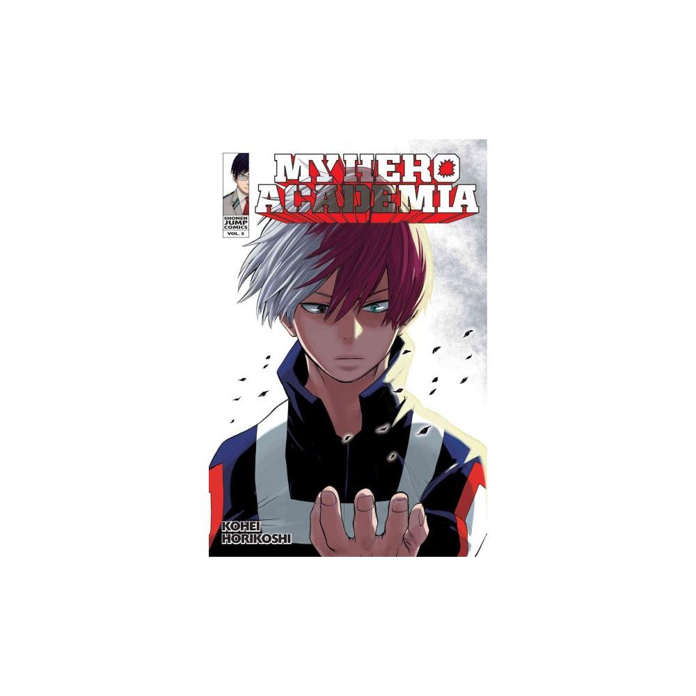 My Hero Academia 5 (Paperback) (Kohei Horikoshi)
