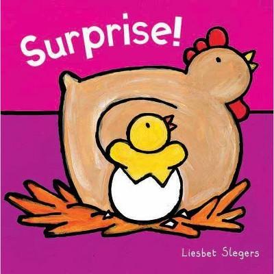 Surprise! - by Liesbet Slegers (Board Book)