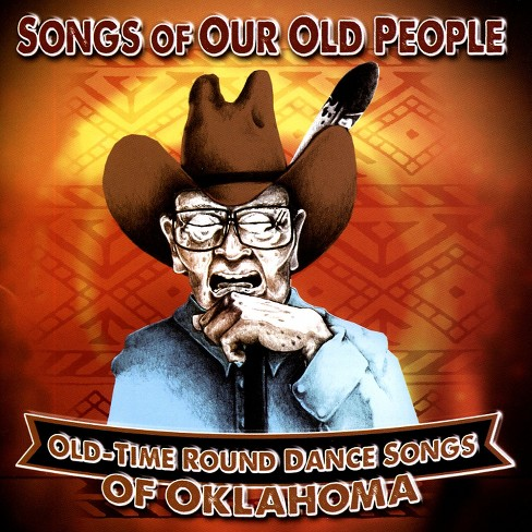 Kenneth cozad - Songs of our old people:Old time roun (CD) - image 1 of 1
