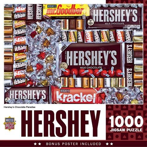 MasterPieces Inc Hershey's Chocolate Paradise 1000 Piece Jigsaw Puzzle - image 1 of 4