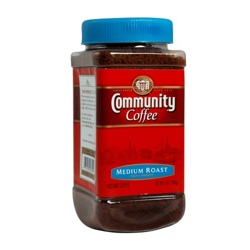 Community Coffee Medium Roast Ground Coffee - 7oz - image 1 of 1
