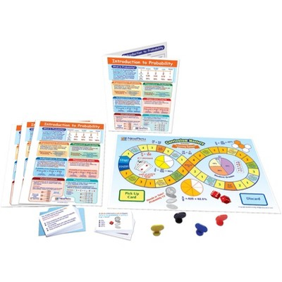 NewPath Learning Introduction to Probability Learning Center Game, Grade 6 to 9