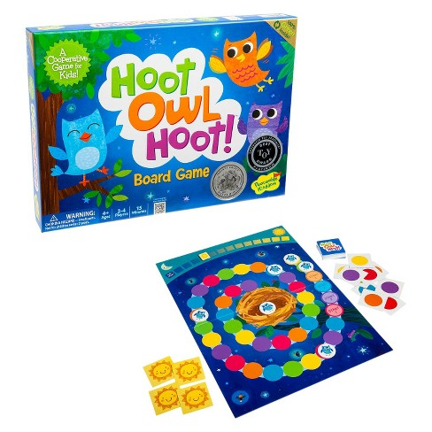 Hoot Owl Hoot! Board Game - image 1 of 4