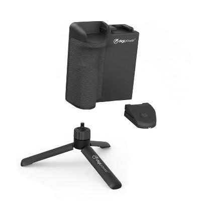Digipower Go Viral Smartphone Video Grip in black (TP-RGH10)