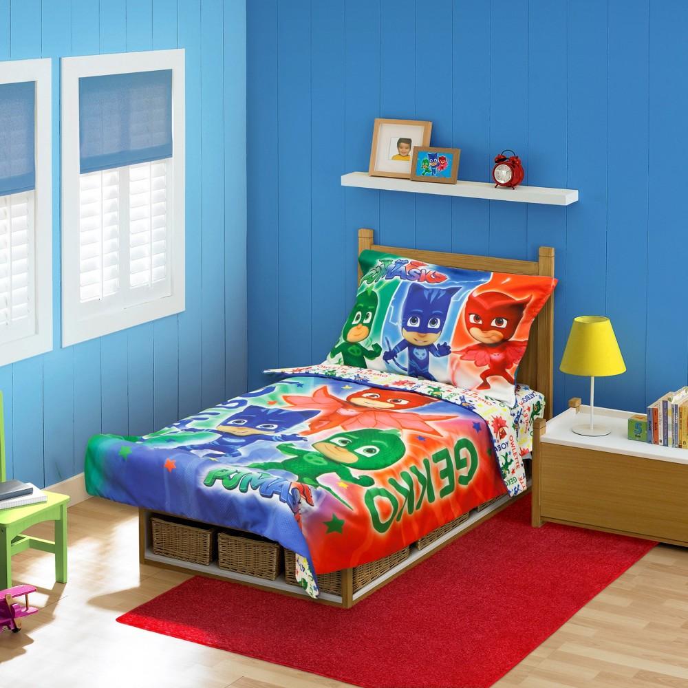 PJ Masks Blue Bedding Set (Toddler)