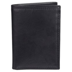 Men's Wallet - Goodfellow & Co™ Black Solid