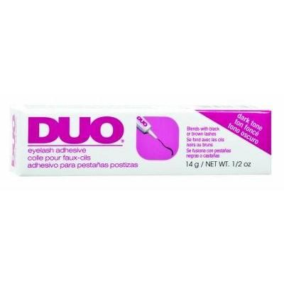Duo Adhesive Eyelashes Dark - 0.5oz