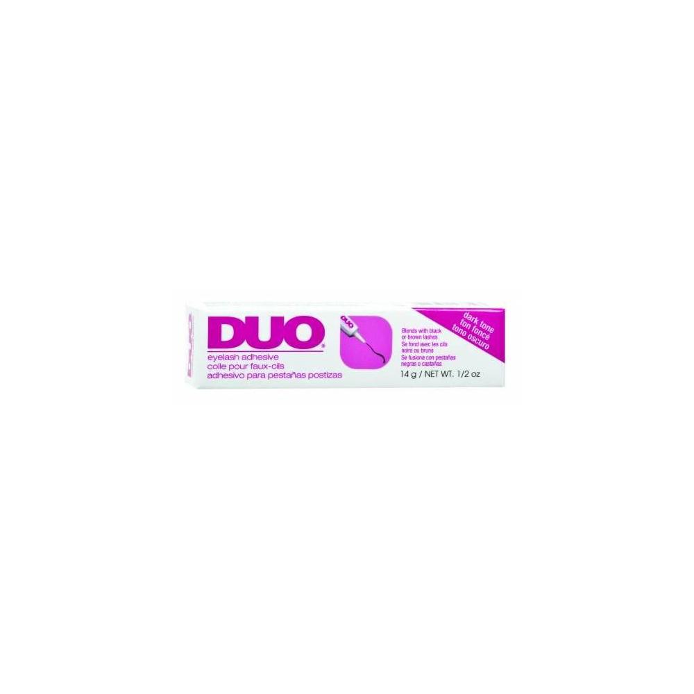 Image of Duo Adhesive Eyelashes Dark - 0.5oz