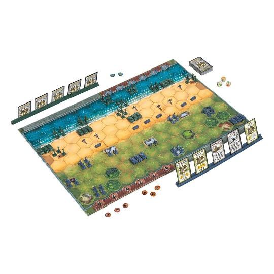 Days Of Wonder Memoir '44 Board Game image number null