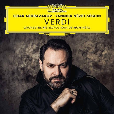 Yannick Nezet-Seguin - Verdi (CD) - image 1 of 1