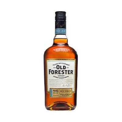 Old Forester 86 Proof Kentucky Straight Bourbon Whisky - 750ml Bottle