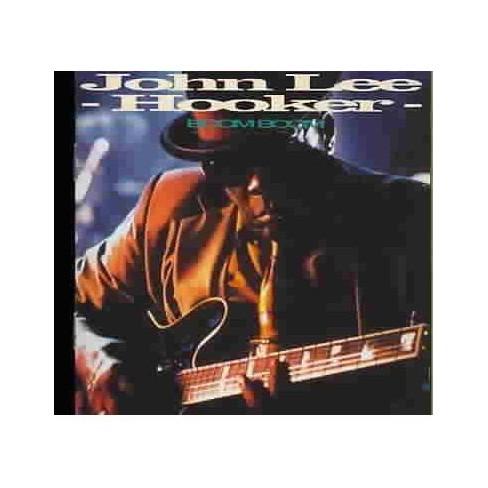 John Lee Hooker - Boom Boom (CD) - image 1 of 1