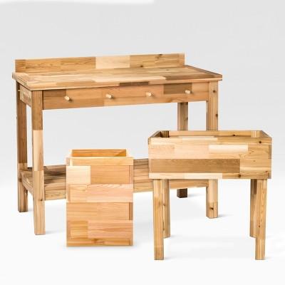 Potting Table Red Cedar Smith Hawken Target