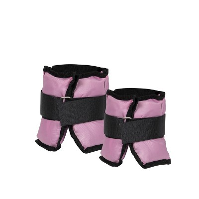 Mind Reader 2 Pound Adjustable Ankle and Wrist Weights