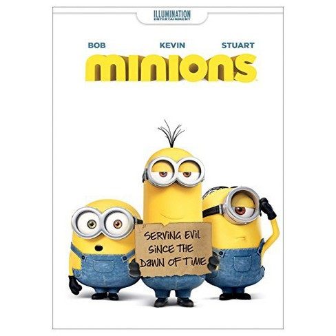 Minions (DVD) - image 1 of 1