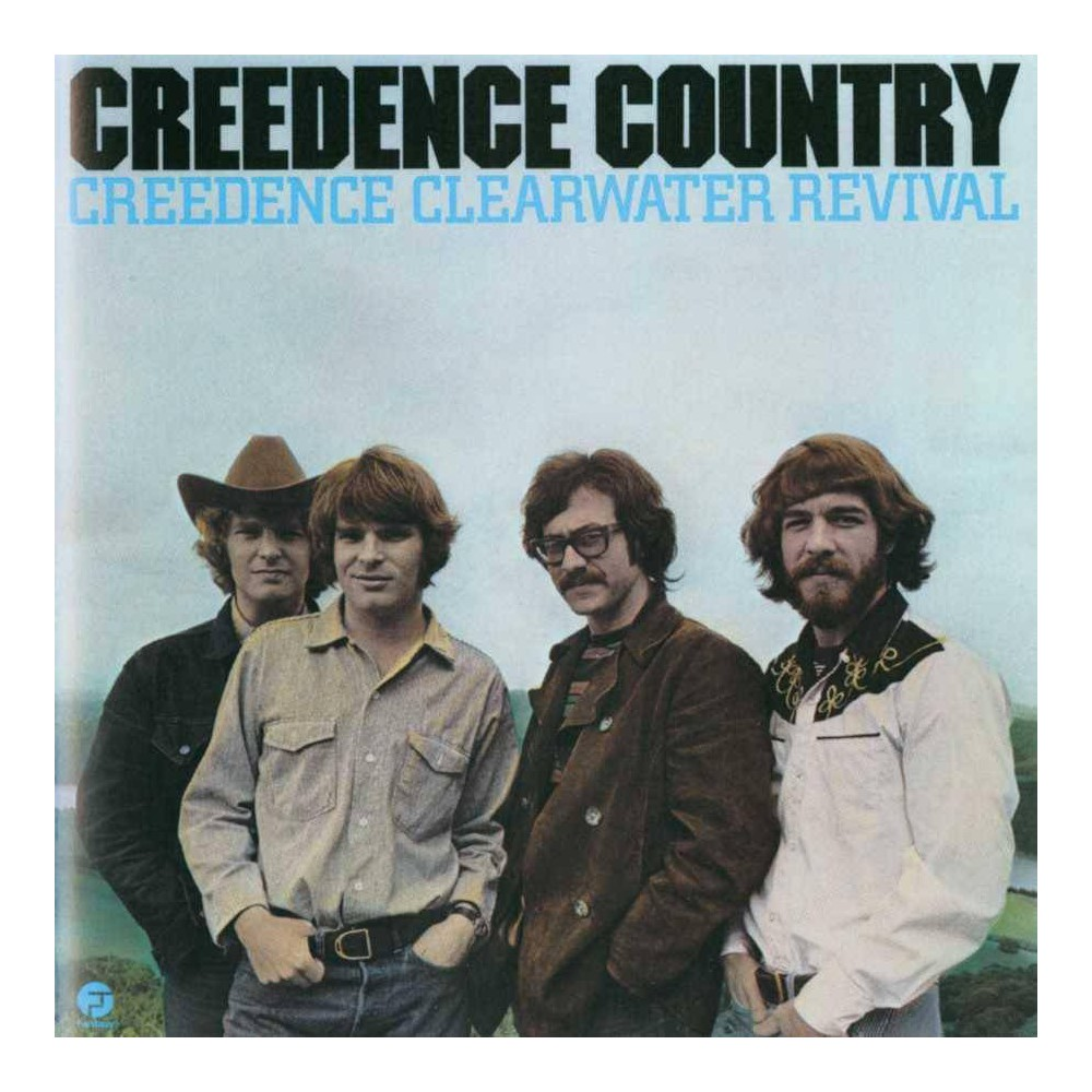 Creedence Clearwater Revival Creedence Country Cd