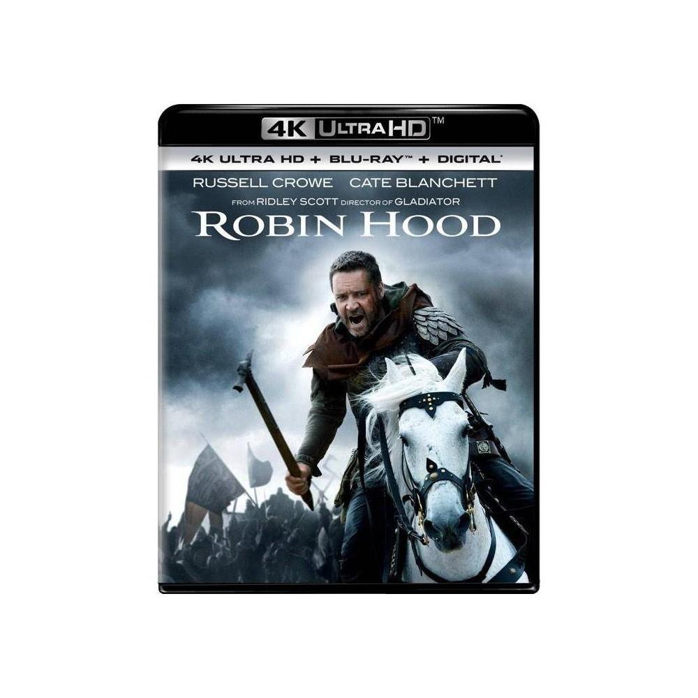 Robin Hood 4k Uhd
