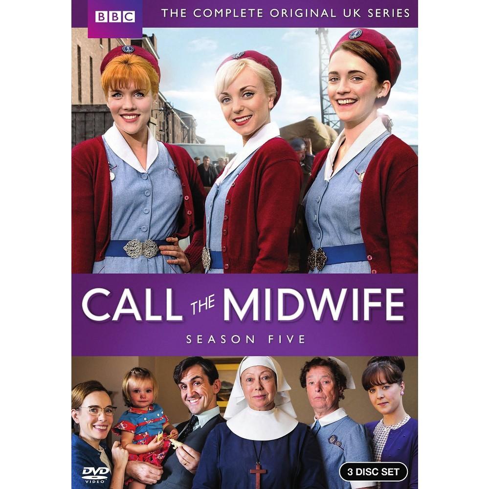 Call The Midwife:Season Five (Dvd)