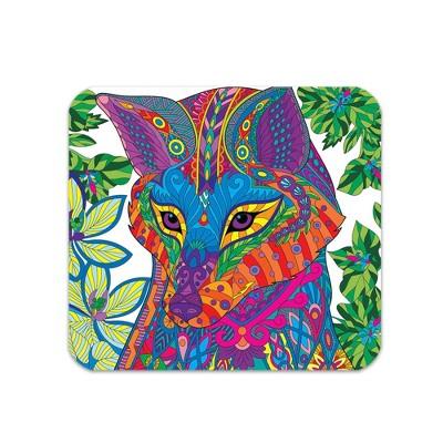 HandStands Color-Me Mouse Mat (Pre-Colored)