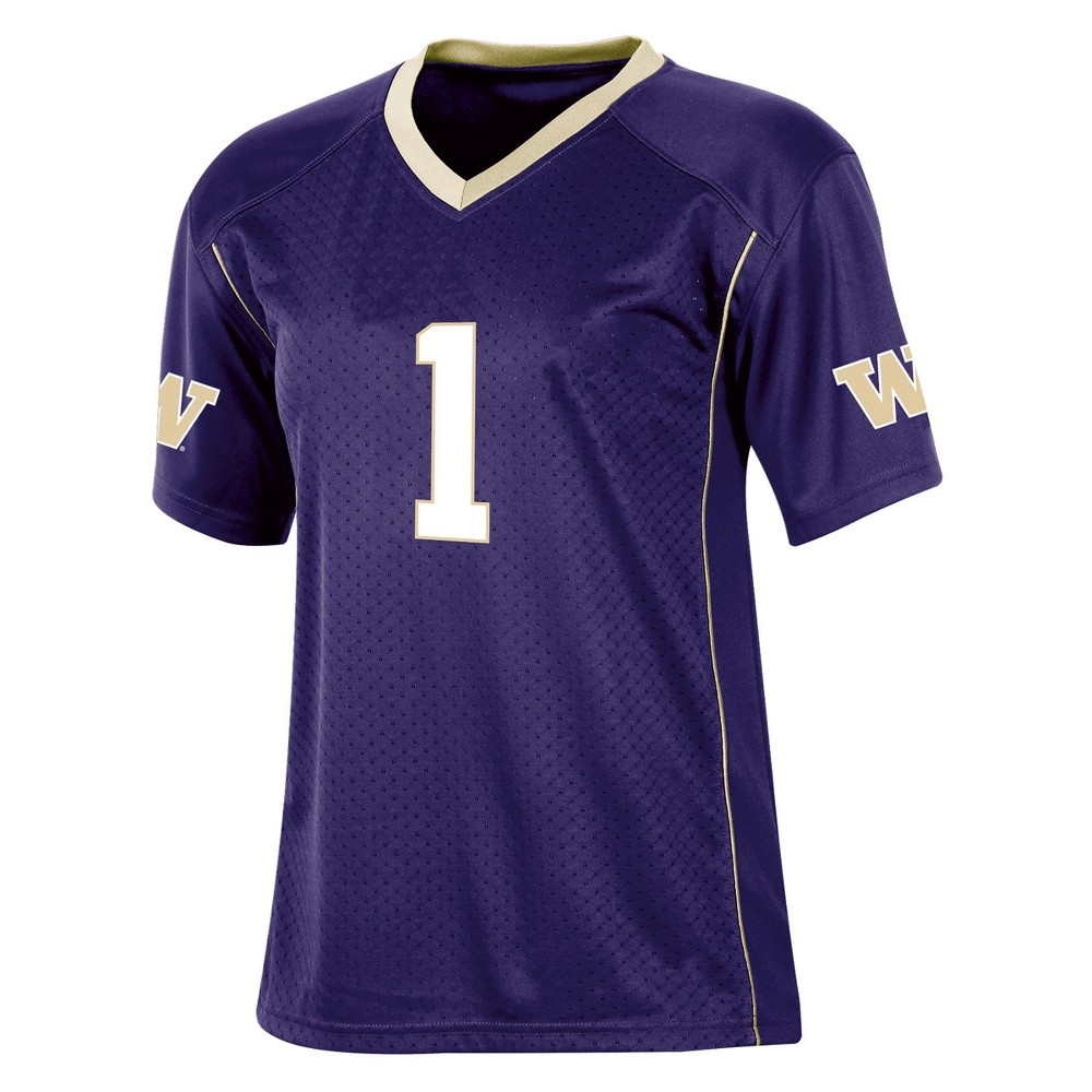 Washington Huskies Boys Short Sleeve Replica Jersey M, Multicolored