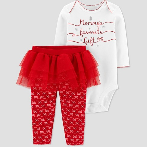 6bd77ad76 Baby Girls  Mommy s Gift 2pc Tutu Set - Just One You® Made By ...