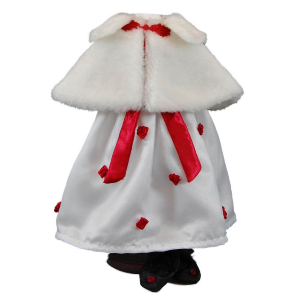 The Queen's Treasures 18 Inch Doll Clothes And Accessories, Elegant Gown Outfit, Gown, Cape And Shoes