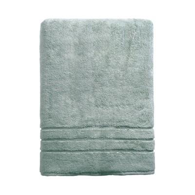 Rayon from Bamboo Bath Towel Ocean Blue - Cariloha