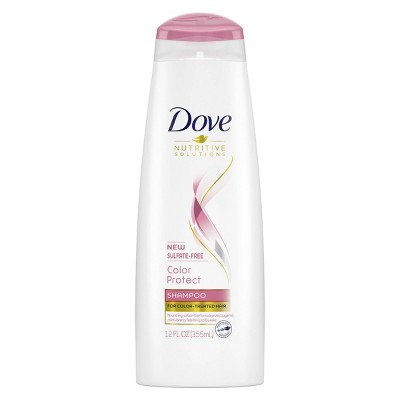Shampoo & Conditioner: Dove Nutritive Solutions Color Care