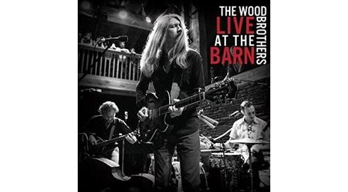 Wood Brothers - Live At The Barn (Vinyl) - image 1 of 1
