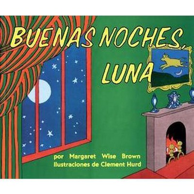 Buenas noches luna / Goodnight Moon (Translation)(Paperback)(Margaret Wise Brown)