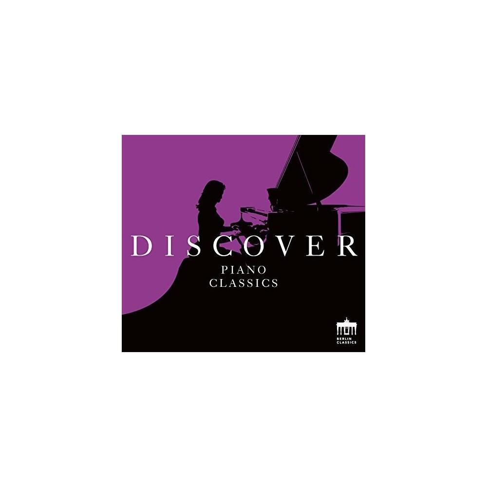 Various - Discover Piano Classics (CD)