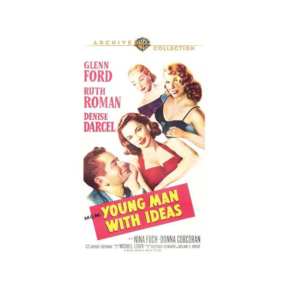 Young Man With Ideas Dvd 2014