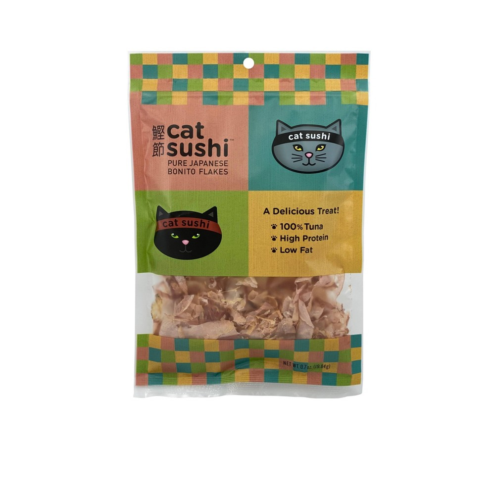 Cat Sushi Classic Cut Cat Treats 0 7oz