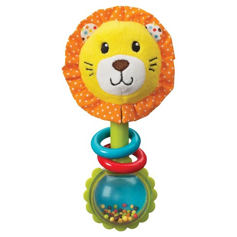 infantino go gaga spiral squeeze roll rattle gift set target