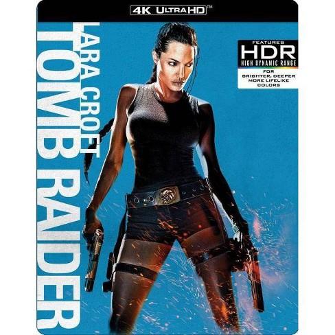 Lara Croft Tomb Raider 4k Uhd Target
