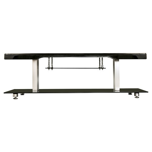 "miBasics Dixon Contemporary 60"" TV Console - Black - image 1 of 4"